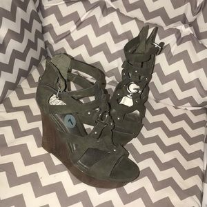 G by Guess Wedges